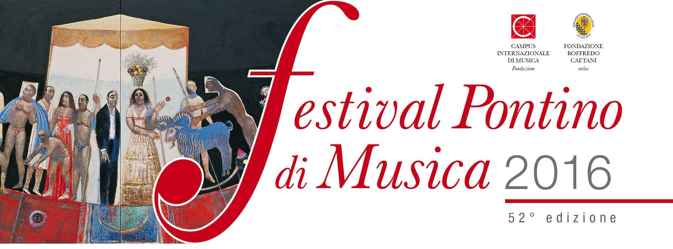 Festival Pontino della Musica banner