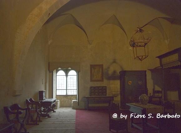 Castello_Caetani_Interno