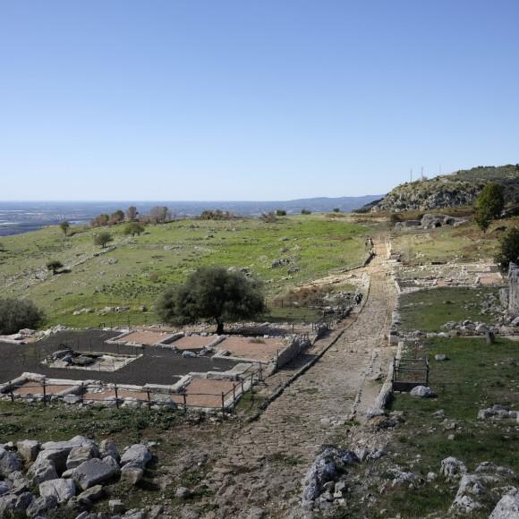 Roman excavations of ancient Norba