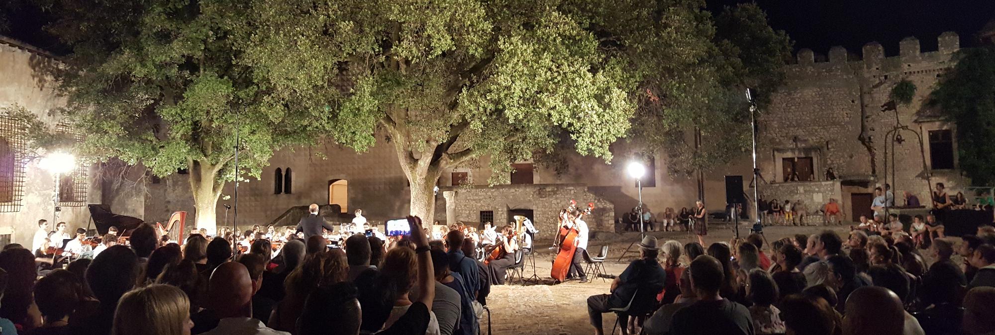 Sermoneta 2017 Festival Pontino di musica_