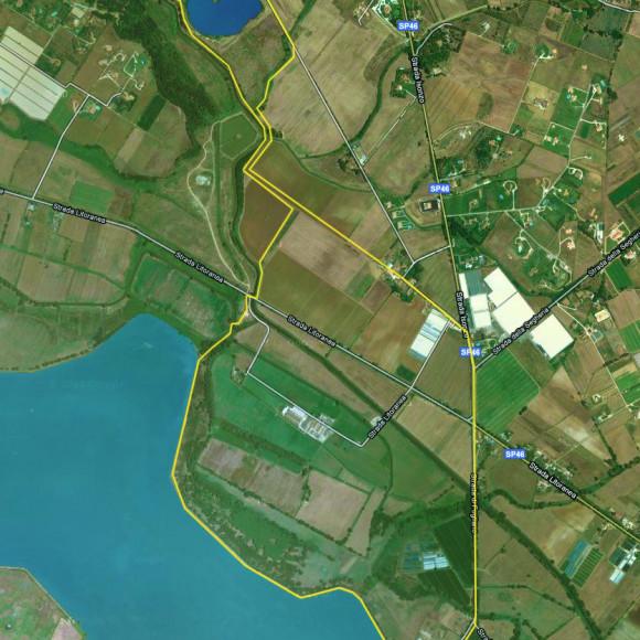 mappa_ciclotour_Fogliano
