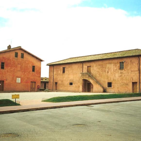 casa dove fu uccisa Santa Maria Goretti