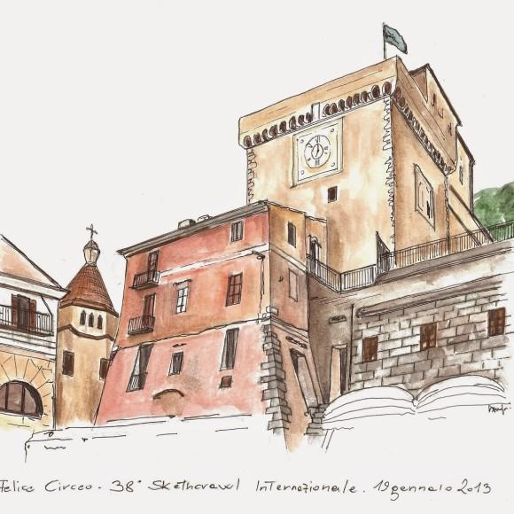 Pag. 47 San Felice Circeo II - La Torre dei Templari